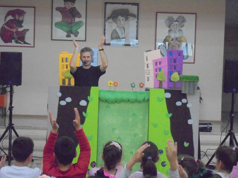 """Jesenski ciklus predstava za djecu """"KEKO EKO"""""""