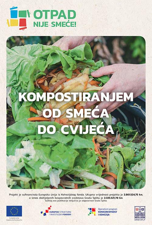 Javna tribina o kompostiranju – Hrvatska gospodarska komora, Županijska komora Split, 21. listopada u 12.00 sati