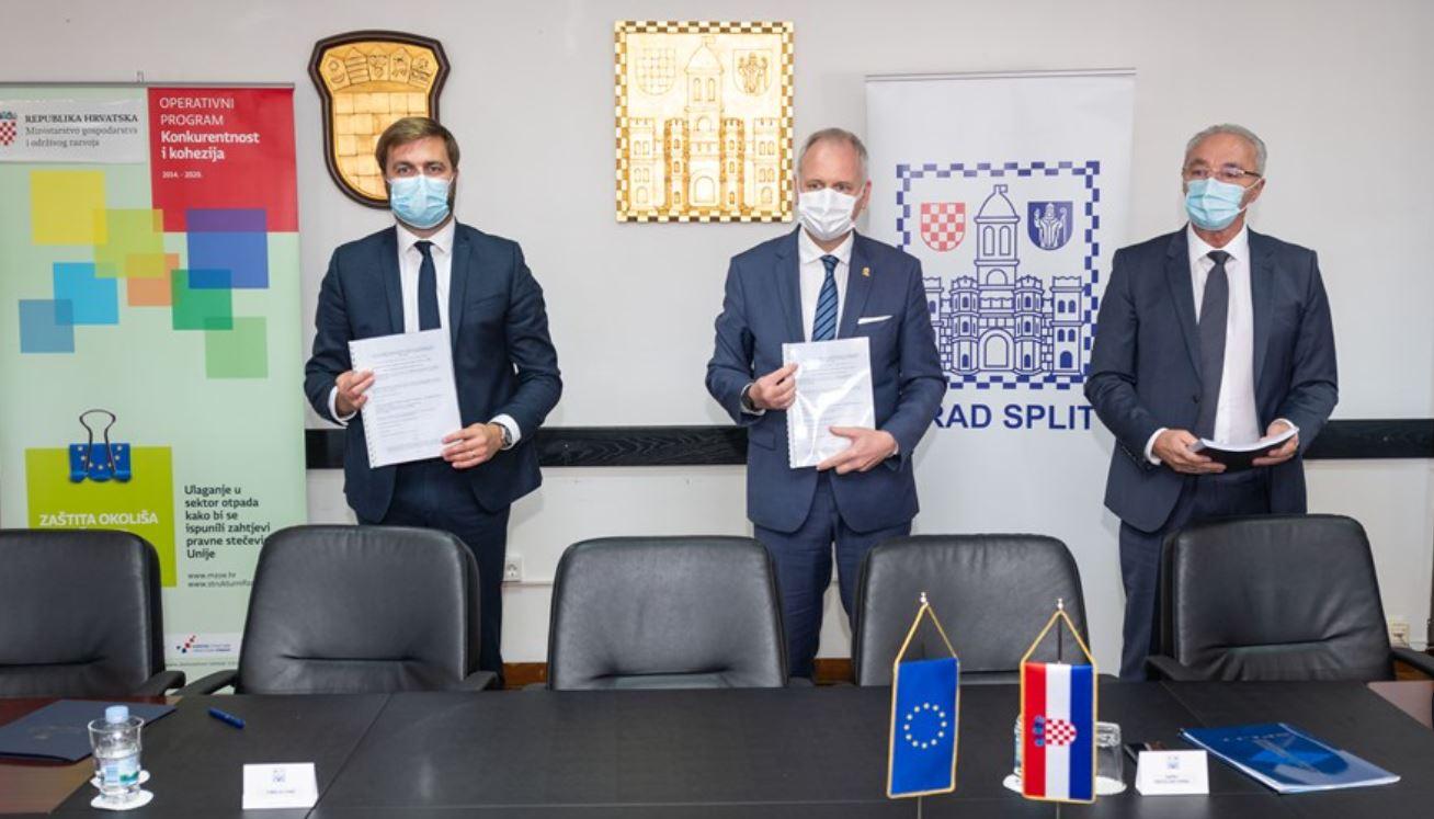 Potpisi na 115 milijuna kuna za Karepovac: Ekološka bomba na splitskom poluotoku je prošlost!