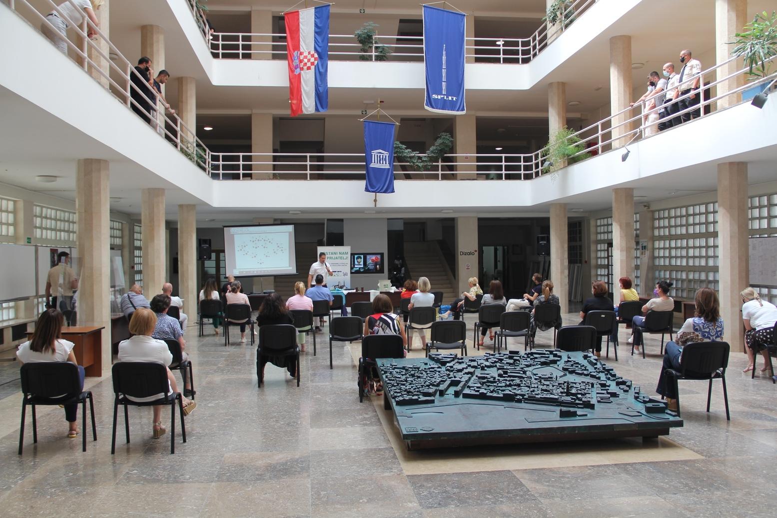 U Banovini održana 1. edukacija ne temu bio otpada u Splitu