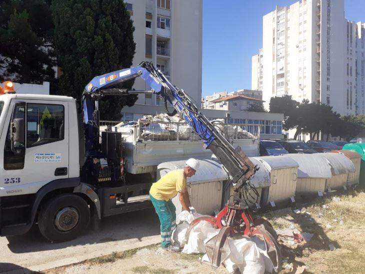 """Akcija """"Očistimo grad"""": Do sada očišćene 1152 lokacije"""