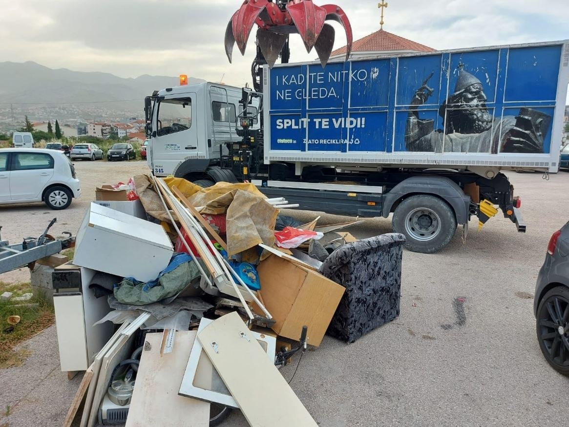 """""""Očistimo grad"""": Mjesec dana je prošlo, grad je očišćen, sada svi trebamo više i bolje paziti na okoliš i čistoću"""