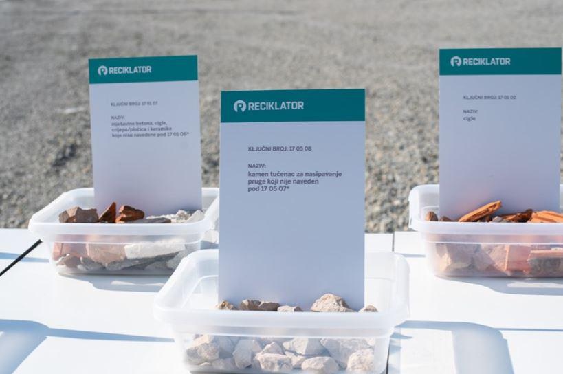 Reciklator – Prvo reciklažno dvorište za građevinski otpad u Splitsko-dalmatinskoj županiji